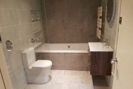 Bathroom Renovation in Sandycove – Before & After